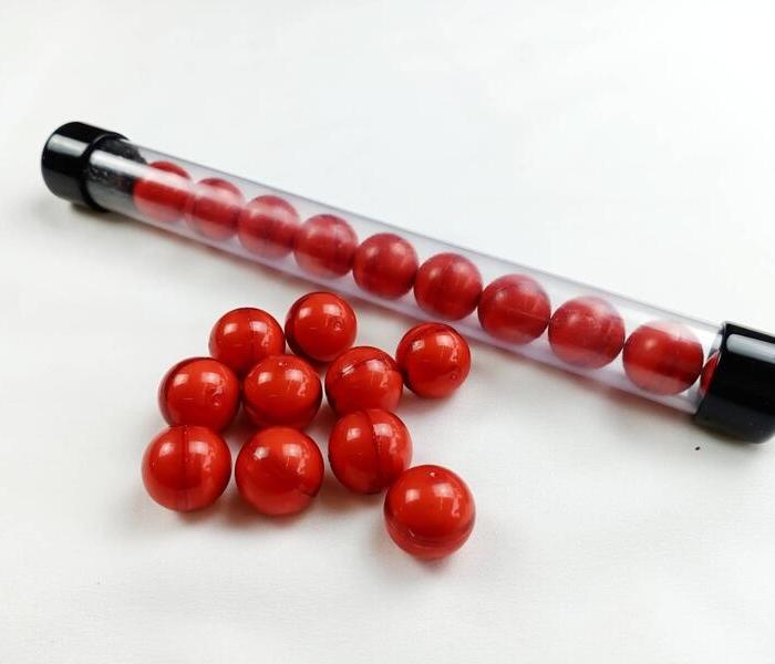 PepperBall LIVE-SD 2% 高濃縮17mm辣椒彈 十顆裝