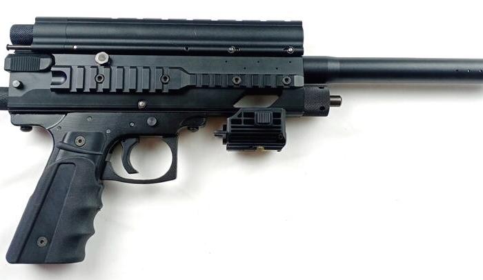 TOP GUN 鎮暴槍五代 雷射版